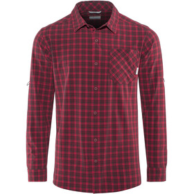 Columbia Triple Canyon - T-shirt manches longues Homme - rouge